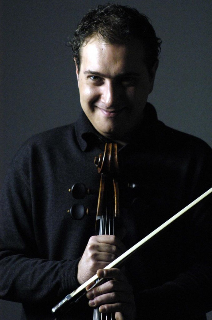 "Asier Polo, protagonista del programa de cámara ""Muy personal"". Foto: http://www.musiespana.com/artistas/asier-polo/galeria_artista/index.html"