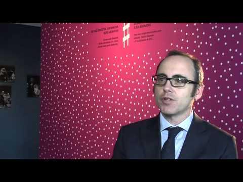 Borja Pujol, director técnico de la Bilbao Orkestra Sinfonikoa
