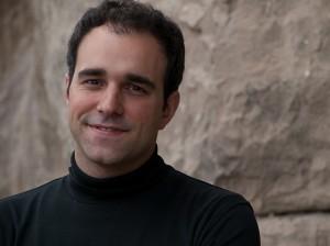 El organista Juan de la Rubia (fuente: www.juandelarubia.com)