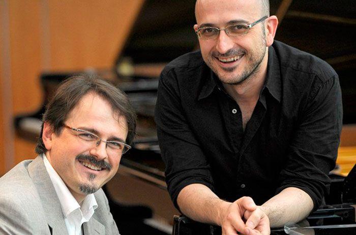 Luca Chiantore y David Ortolà - Tropos Ensemble