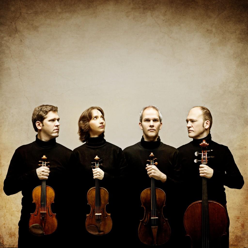 El Cuarteto Casals. Foto: ©MolinaVisuals