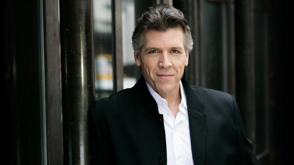 Thomas Hampson, barítono. Foto: del perfil del cantante en Google + (no se cita autor)