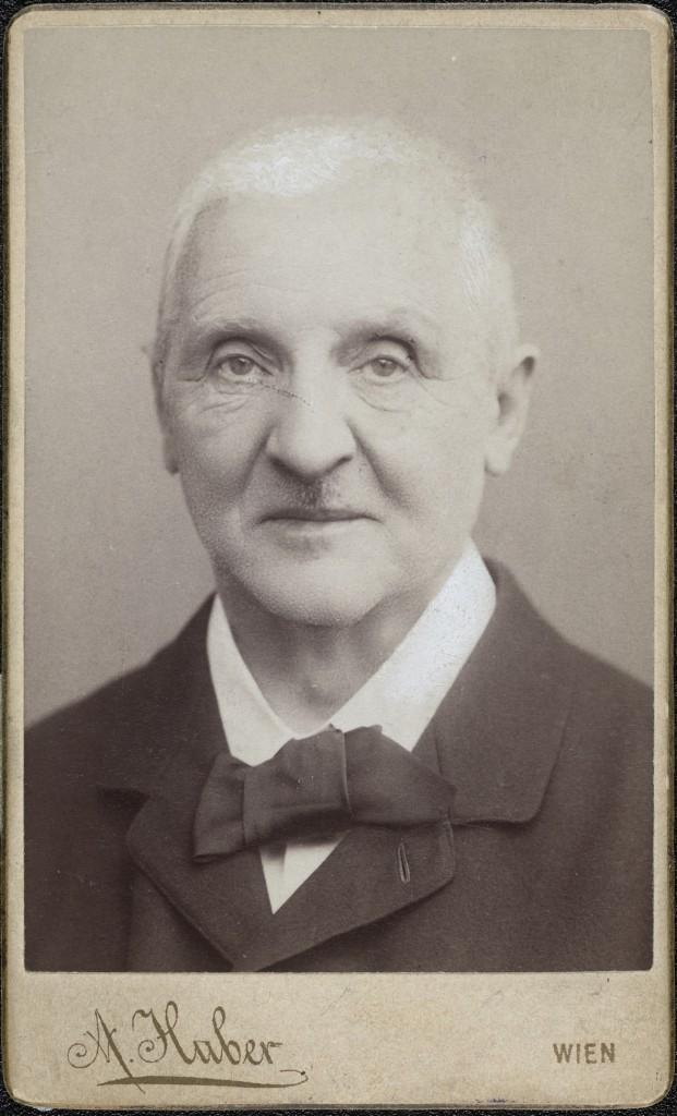 Anton Bruckner Foto: Österreichische Nationalbibliothek