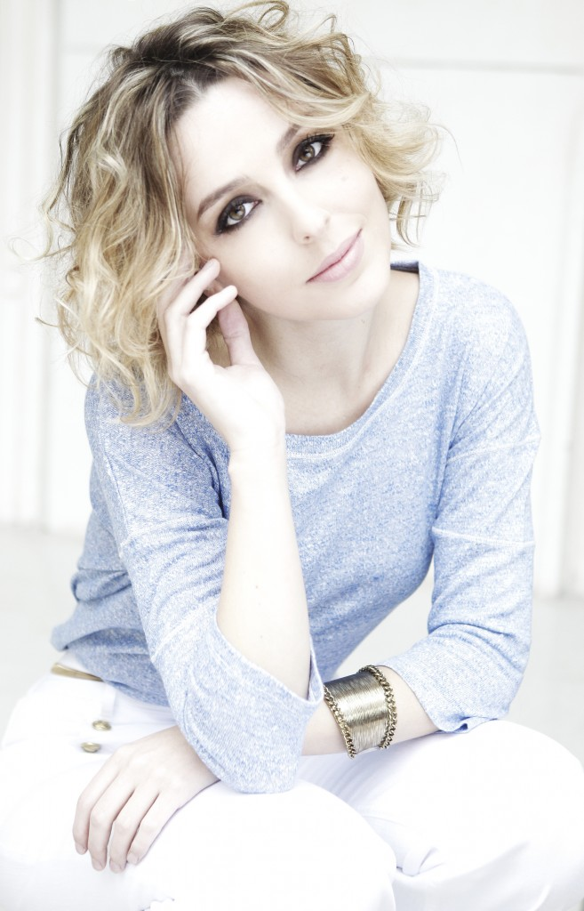 Judith Jáuregui, una de las presencias más atractivas de Musika, Música. Foto: ©Bernardo Doral