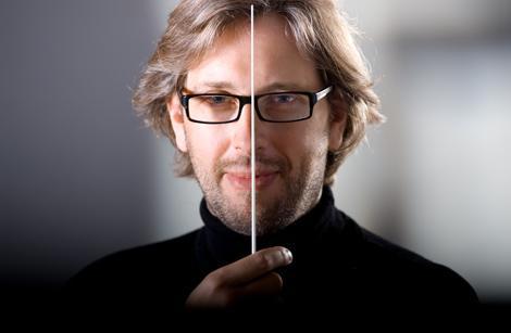 El maestro Michal Nesterowicz Foto: Orquesta Sinfónica de Tenerife
