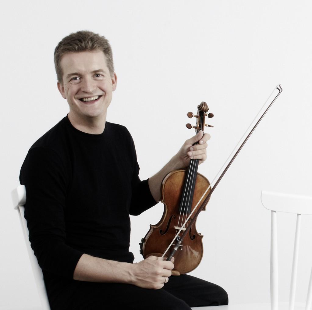 Christian Tetzlaff, violinista. Foto: © Alexandra Vosding