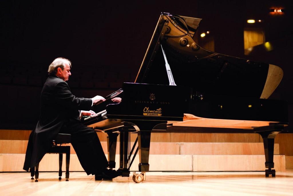 Jorge Luis Prats, pianista Foto: ©Decca / Ben Ealovega