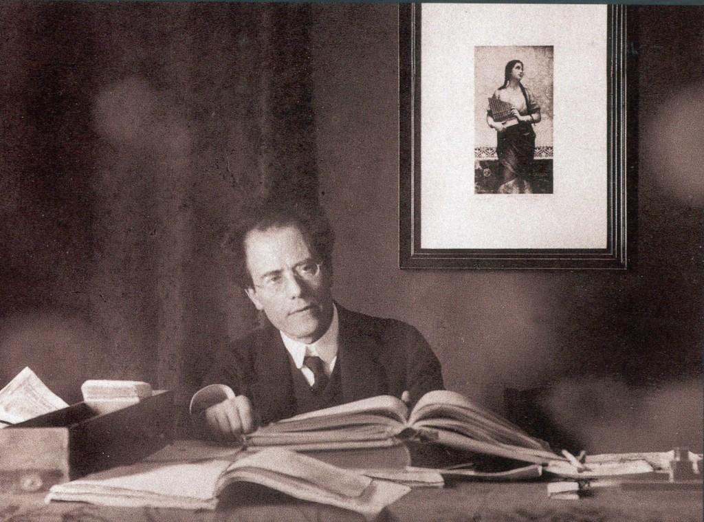 Gustav Mahler Foto: http://gustavmahler.com