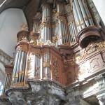 Órgano de la Oude Kerk (Amsterdam)