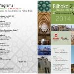 Programa que presentan Ana Belén García y Oihana Regüela. 23-V-2014. Irala