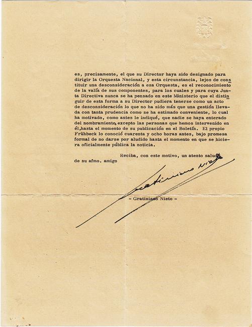 El director de Bellas Artes considera un honor para Bilbao que Frühbeck incumpla su contrato. ©BOS90 Erakusketa / BOS, Bilbao, 2013