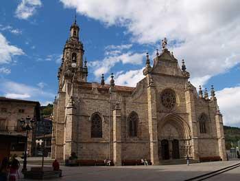 Iglesia de San Severino (Foto: Ayto de Balmaseda)