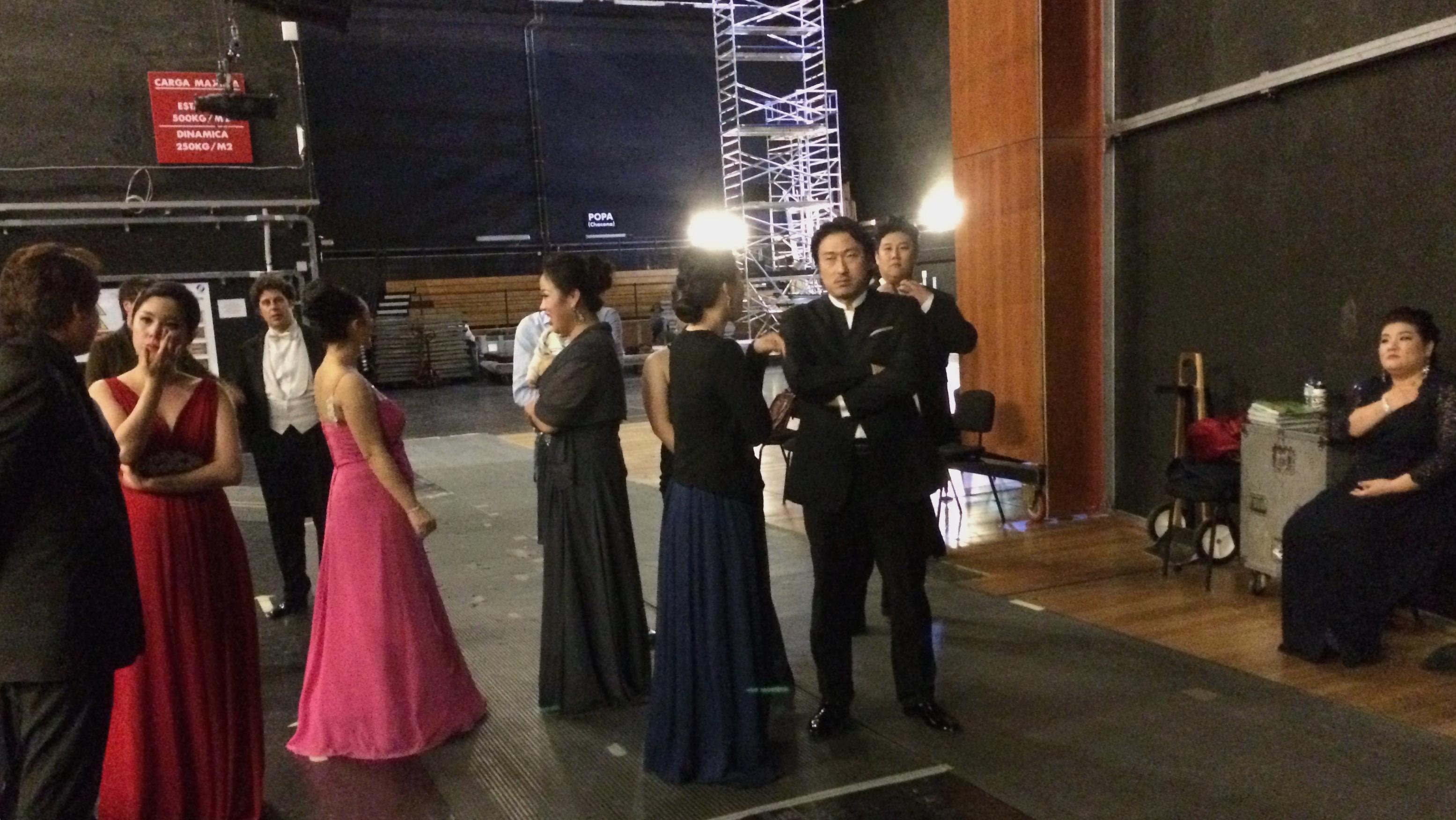 Una soprano armenia y un barítono coreano, triunfadores en Bilbao