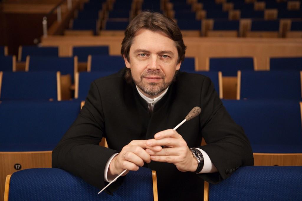 Andrey Boreyko Foto: Susanne Diesner