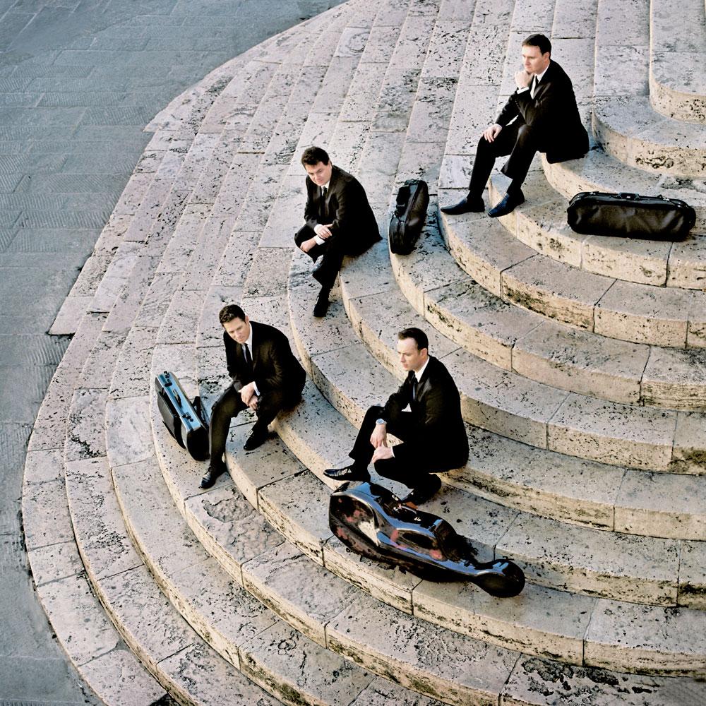 Cuarteto Jerusalem: respeto, equilibrio, audacia