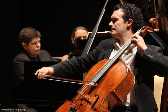 Javier Perianes y Adolfo Gutiérrez Foto: José Carlos Sánchez