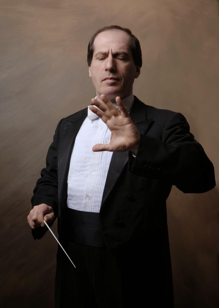El maestro Pavel Kogan. Fotografía: no consta autor.