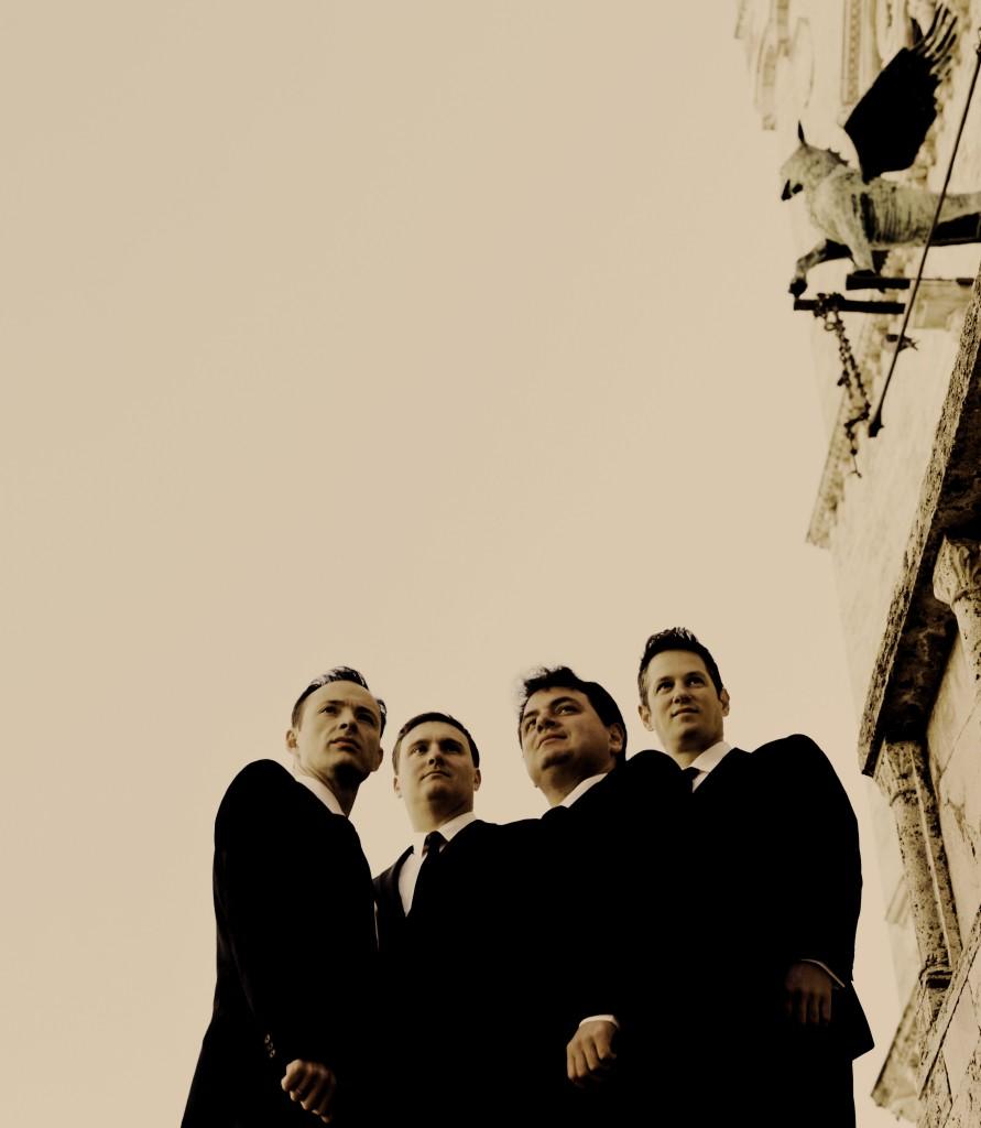 Jerusalem Quartet. Foto: © Felix Brode (http://www.felixbroede.de)