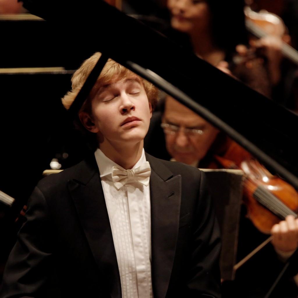 El pianista Jan Lisiecki. Foto: © Jennifer Taylor / NYT