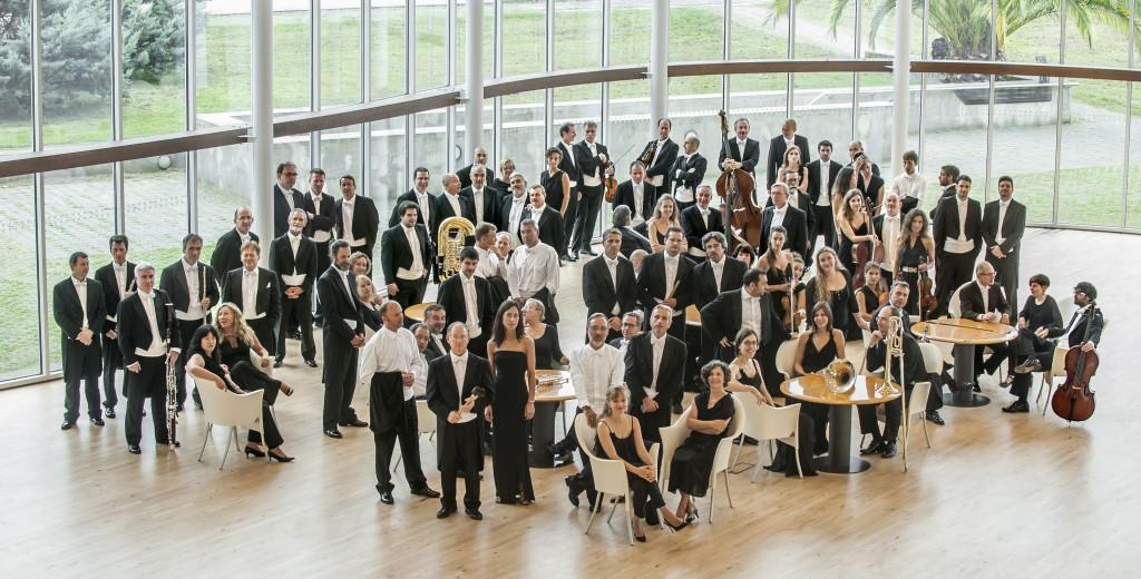 Orquesta Sinfónica de Euskadi. Foto: OSE