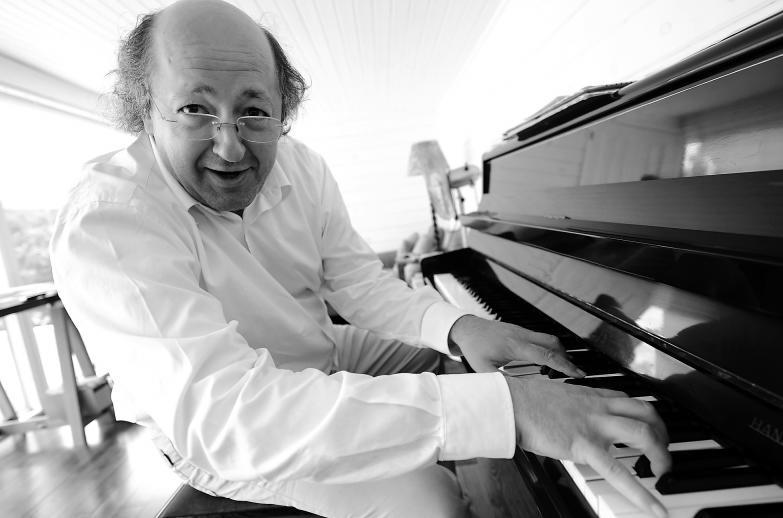 El compositor zarauztarra Ángel Illarramendi. Foto: http://blog.rtve.es