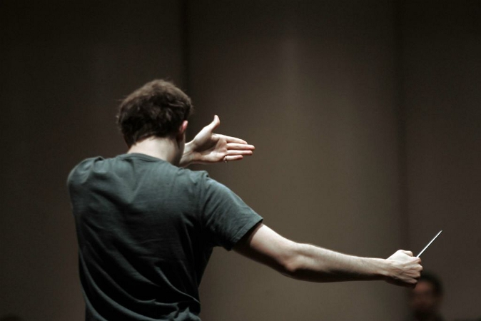 El maestro Andrew Gourlay. Foto: © Natalia Espina López