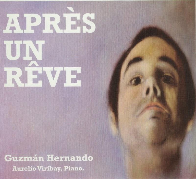 Carátula del disco de Cezanne Producciones
