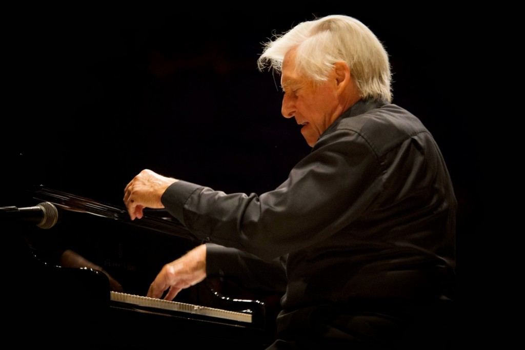 El pianista Joaquín Achúcarro. Foto: © Martí Artalejo / Festival de Torroella