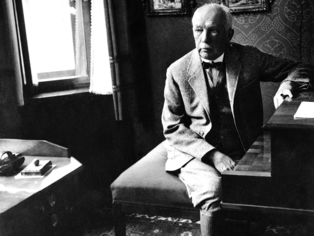 Richard strauss. Foto: ©AP / The New Yorker