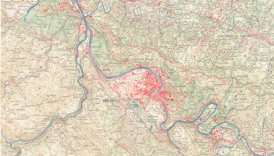 Mapa honek 1923ko urtarrilaren 1eko data du