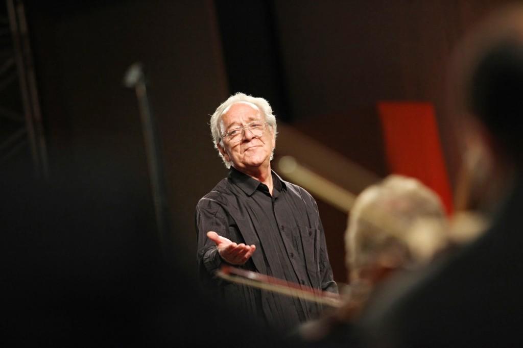 Yuri Temirkanov. Foto: (c) Yannick Perrin