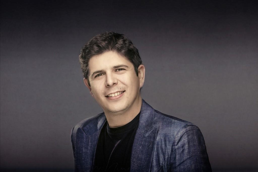 El pianista Javier Perianes. Foto: © Josep Molina / Molina Visuals