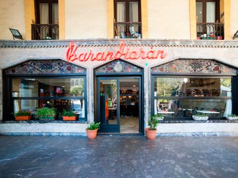 Indiscutible: el Barandiarán, en Boulevard, para desayunar y contemplar. Foto: http://www.fomentosansebastian.eus