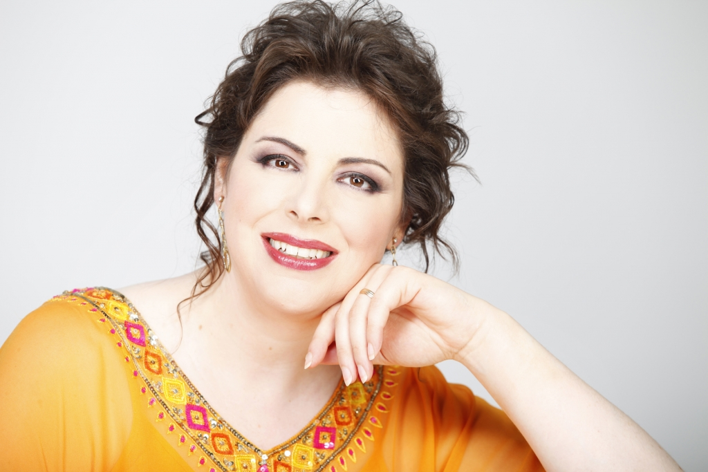 Daniela Barcellona. Foto: Studio Amati Bacciardi Pesaro