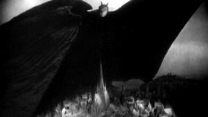 "Fotograma de ""Faust"" (F.W. Murnau, 1926)"