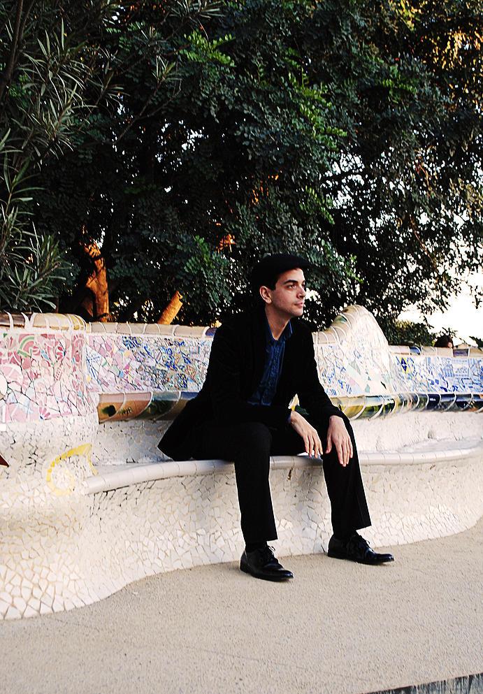 Féliz Ardanaz. Foto: © www.felixardanaz.com (no consta autor)