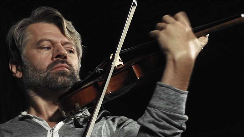 Karsten Dobers, viola del Isasi Quartet. Foto: www.karstendobers.com