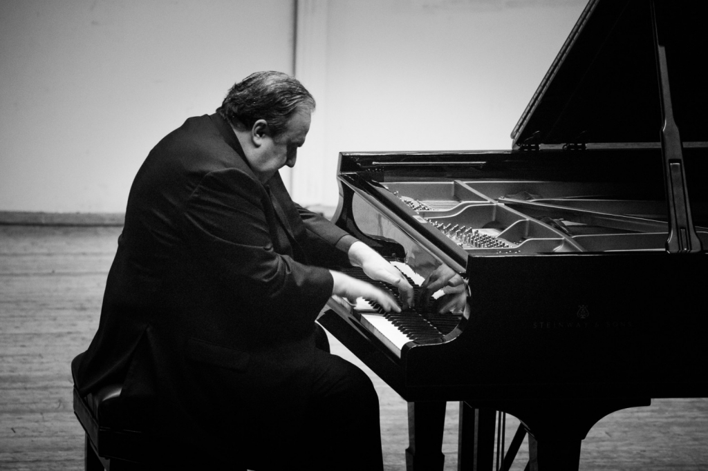 Yefim Bronfman, Foto: James Evans/illume