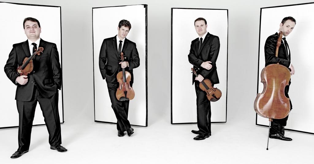 Jerusalem Quartet. Foto: Felix Broede.