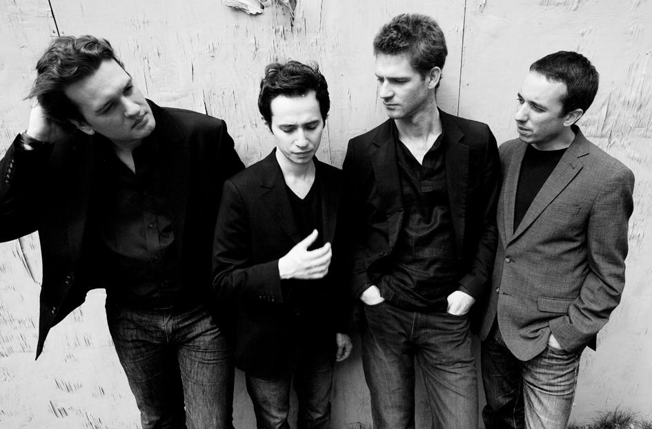 Cuarteto Ebène. Foto: © Julien Mignot