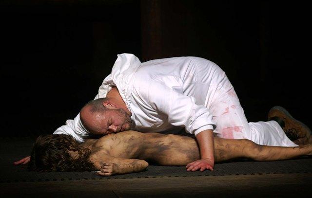 Wozzeck de Alban Berg en el Teatro Real, 2006/2007. Fotos: Javier del Real