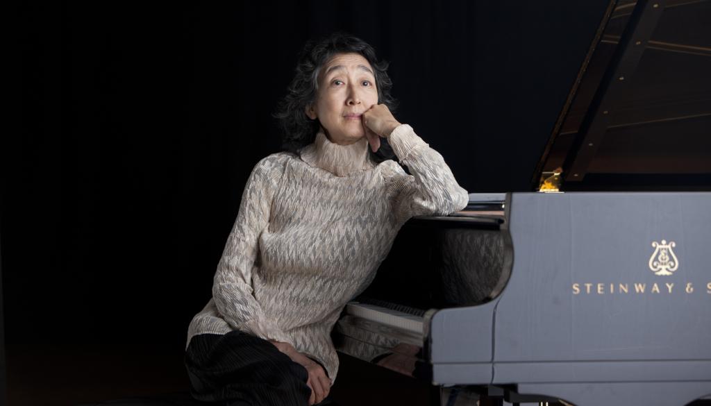 Mitsuko Uchida. Foto: Decca / © Justin Jumfrey