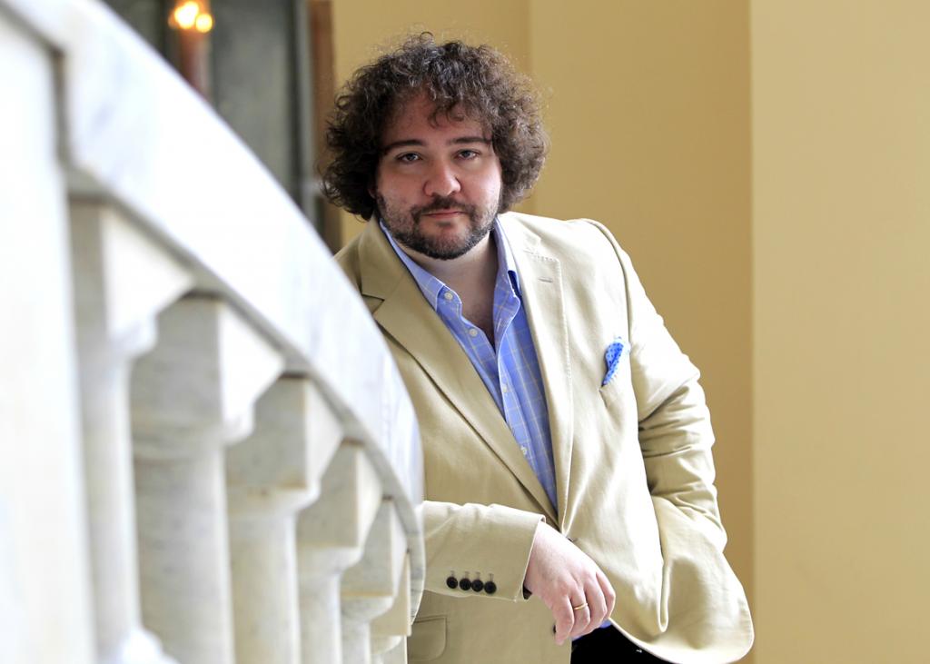 José Miguel Pérez Sierra. Foto: J.Danae/Argazki Press