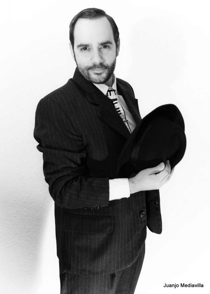Rubén Fernández Aguirre, pianista. Foto: Juanjo Mediavilla