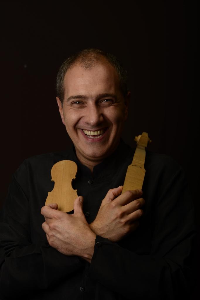 Asier Polo. Foto: www.sinfonicadetenerife.es