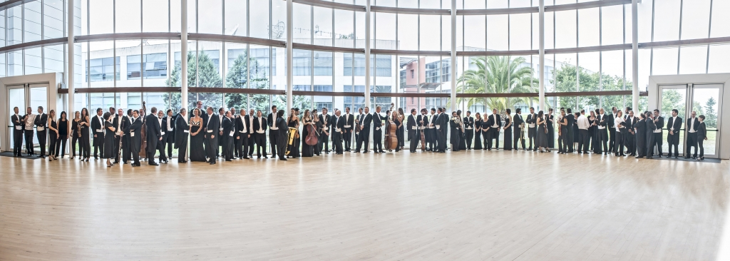 Orquesta Sinfónica de Euskadi. Foto: www.euskadikoorkestra.eus
