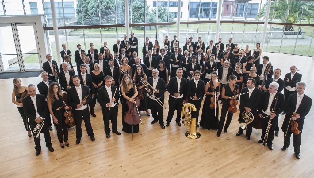 Euskadiko Orkestra. Foto: OSE