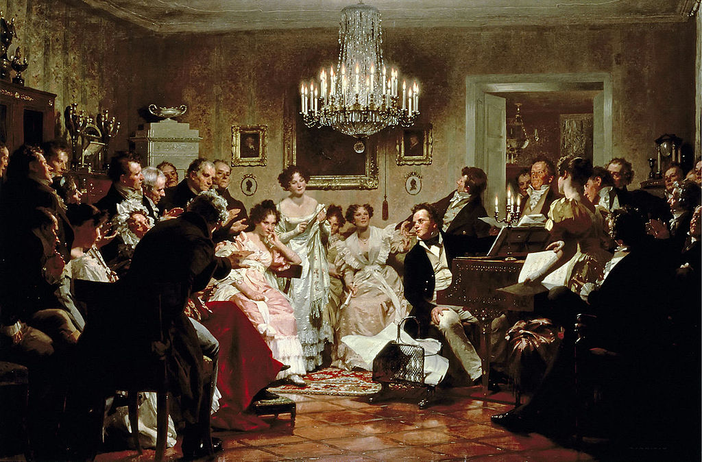 Sobre la música para piano de Schubert en Musika-Música