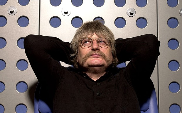 El compositor Karl Jenkins. Foto: Steffan Hill / The Telegraph