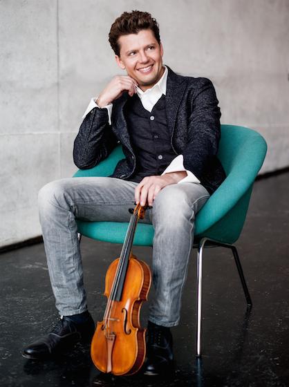 Julian Rachlin. Foto: Janine Guldener
